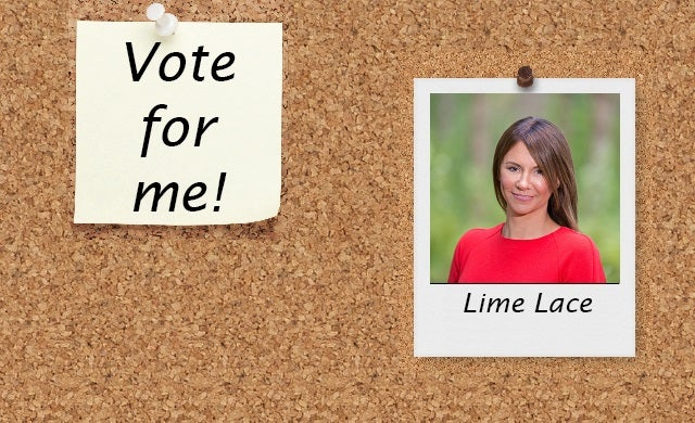 People's Champion Finalist: Lime Lace