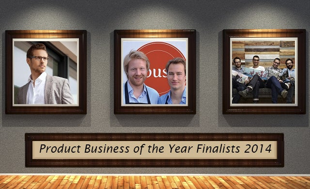 Product Business of the Year 2014: Meet the finalists