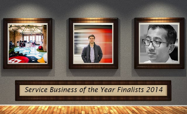 Service Business of the Year 2014: Meet the finalists