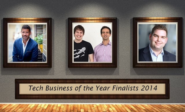 Tech Business of the Year 2014: Meet the finalists