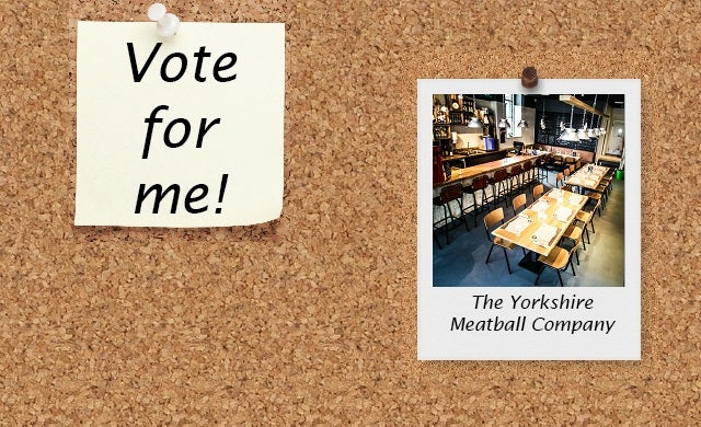 People's Champion Finalist: The Yorkshire Meatball Company