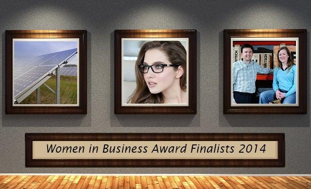 Women in Business Award 2014: Meet the finalists