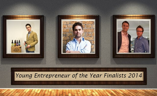 Young Entrepreneur of the Year 2014: Meet the finalists