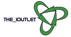 the i outlet logo