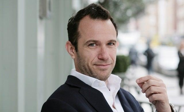 Startups Awards Judge Simon Franks
