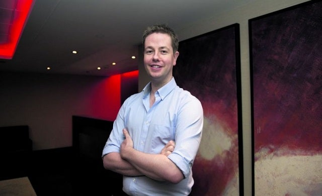 Startups Awards Judge Mark Pearson