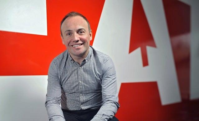 Startups Awards Judge David Buttress