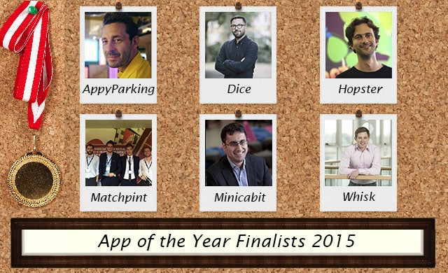 App of the Year 2015: Meet the finalists