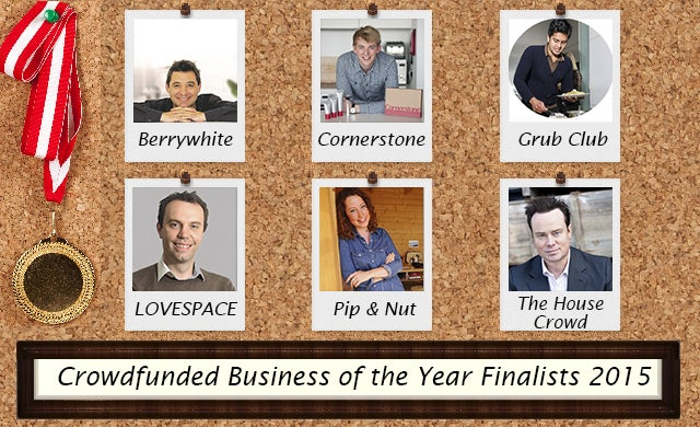 Crowdfunded Business of the Year 2015: Meet the finalists