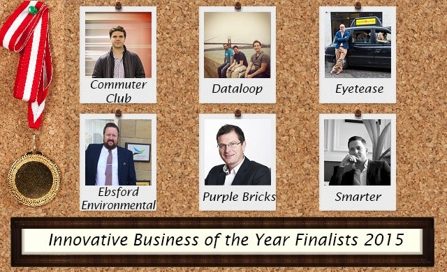 Innovative Business of the Year 2015: Meet the finalists