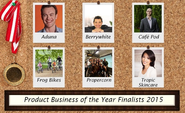 Product Business of the Year 2015: Meet the finalists