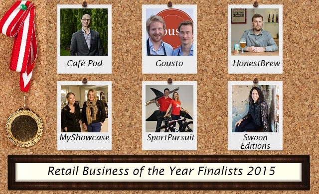 Retail Business of the Year 2015: Meet the finalists