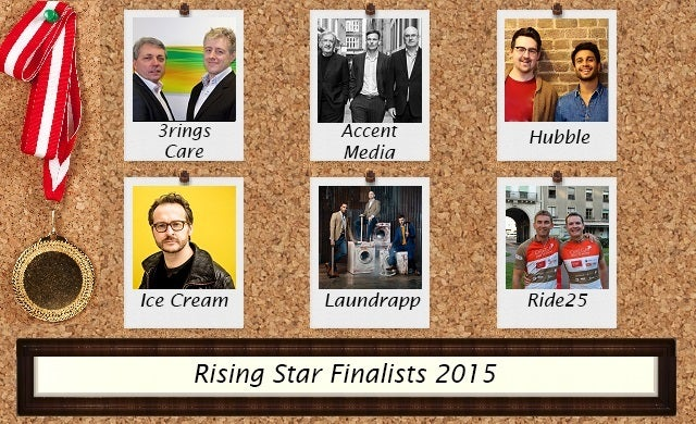 Rising Star of the Year 2015: Meet the finalists