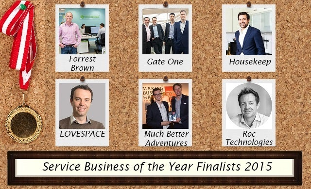 Service Business of the Year 2015: Meet the finalists