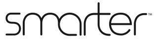 Smarter Logo Black