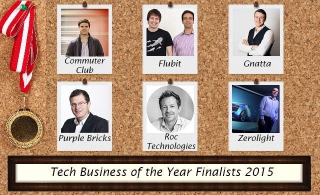Tech Business of the Year 2015: Meet the finalists