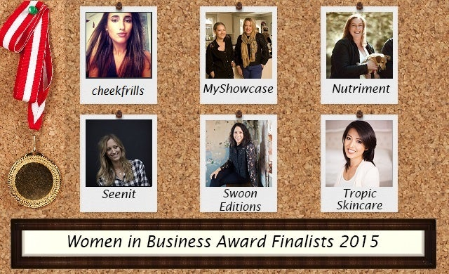Women in Business Award 2015: Meet the finalists
