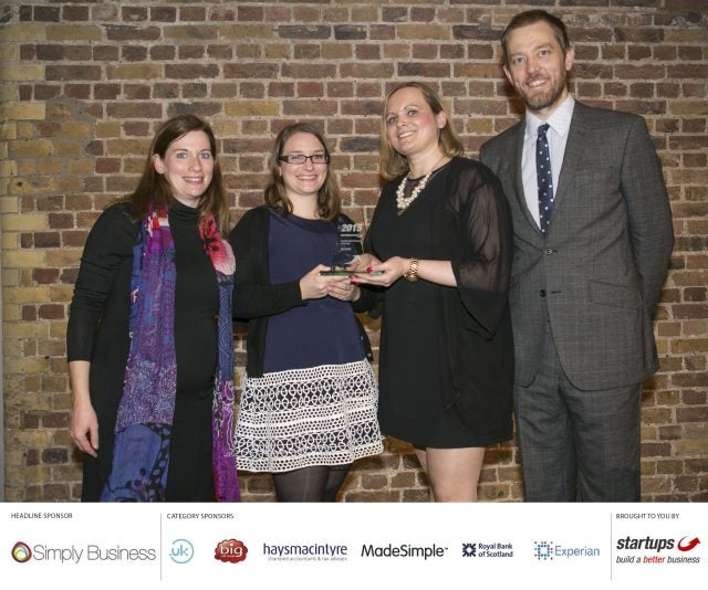 Crowdfunded Business of the Year - Berrywhite