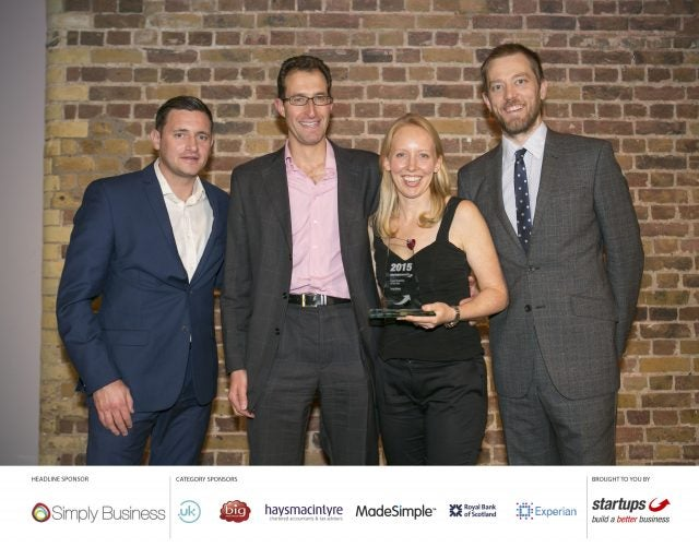 Export Business of the Year - Frog Bikes