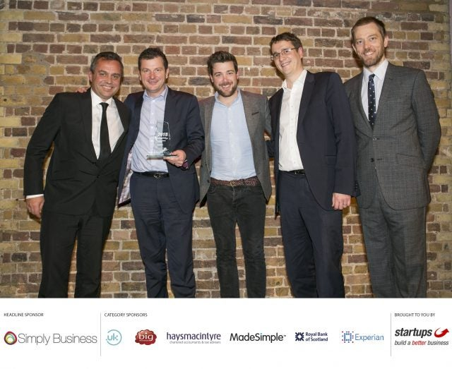 Innovative Business of the Year - Purplebricks