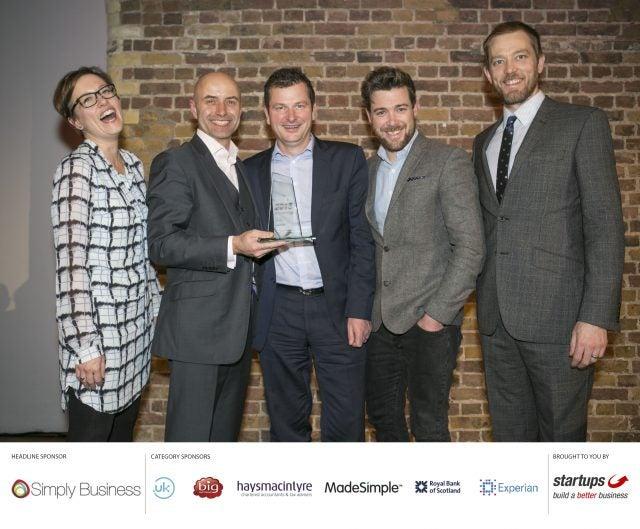 Tech Business of the Year - Purplebricks