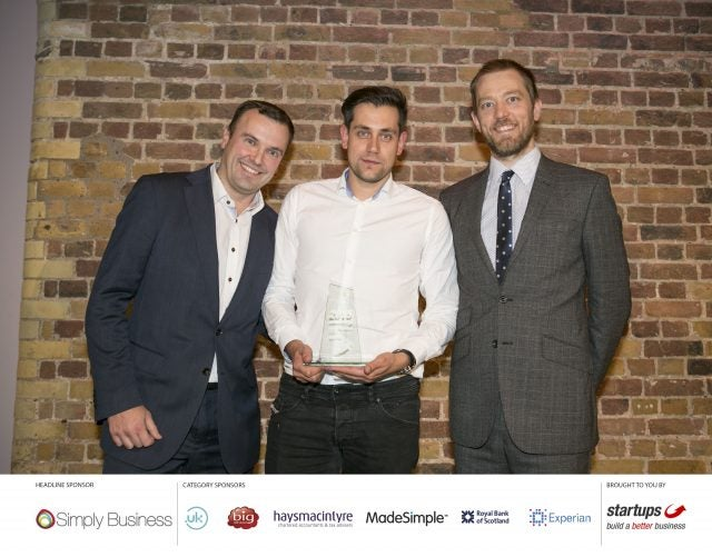 Venture Funded Business of the Year - Appear Here