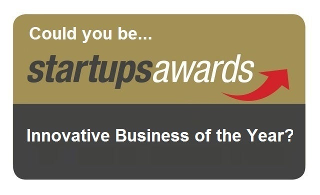 Innovative-business-of-the-year Startups Awards