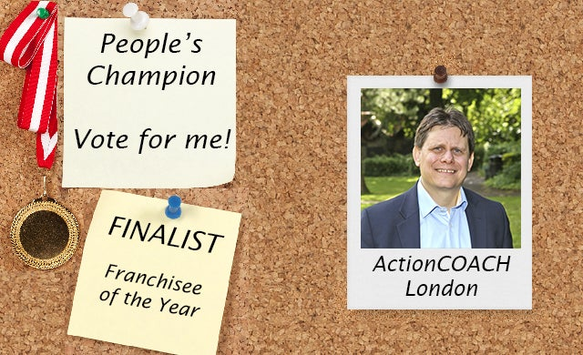People's Champion finalist 2016: ActionCOACH (London)