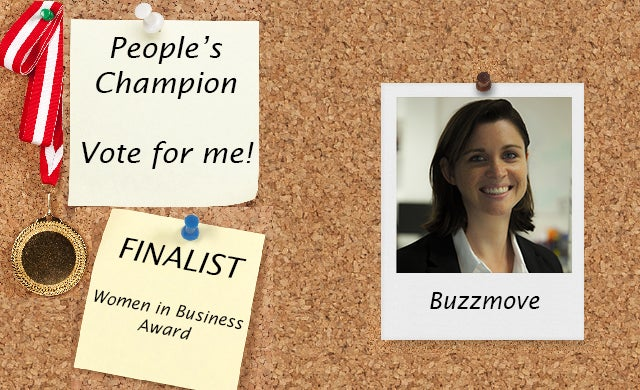 People's Champion finalist 2016: Buzzmove