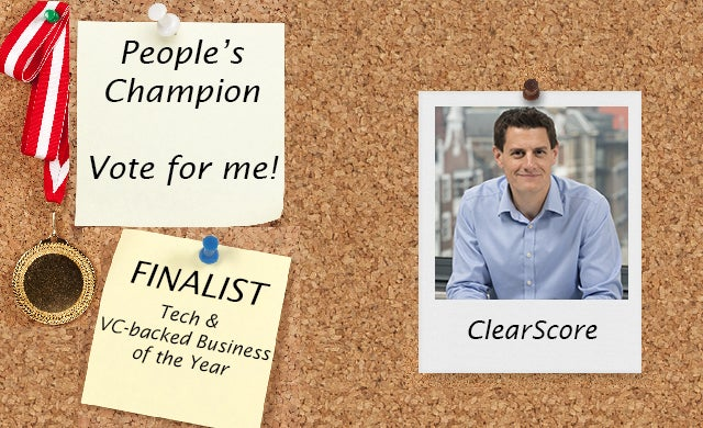 People's Champion finalist 2016: ClearScore