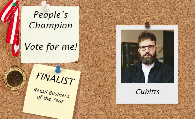 People's Champion finalist 2016: Cubitts