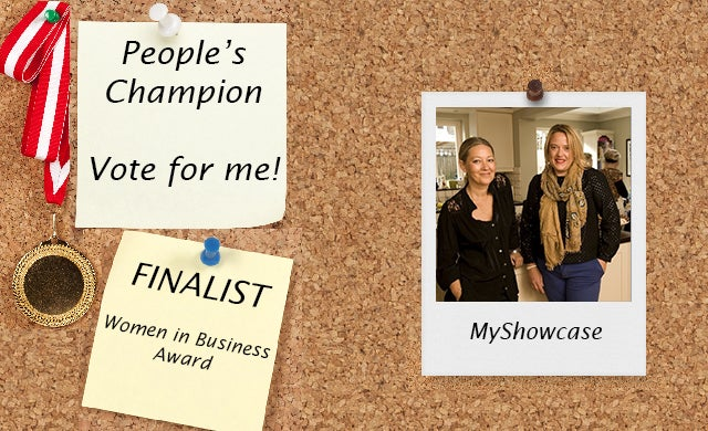 People's Champion finalist 2016: MyShowcase