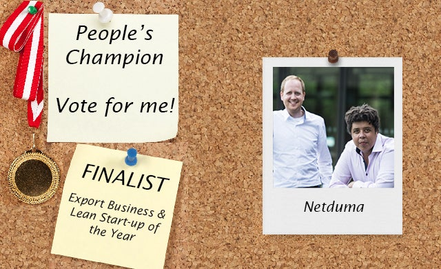 People's Champion finalist 2016: Netduma