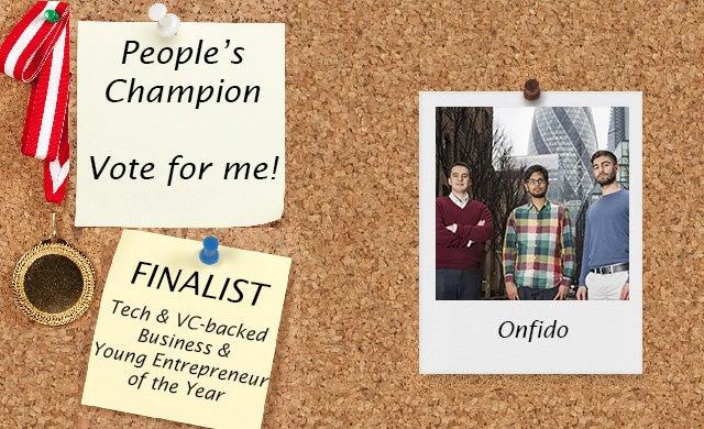 People's Champion finalist 2016: Onfido