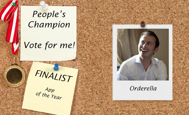 People's Champion finalist 2016: Orderella