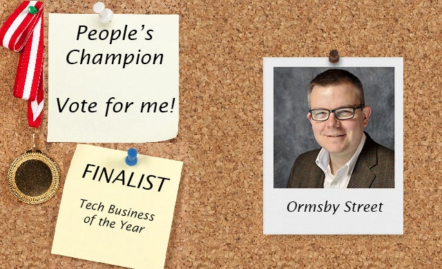 People's Champion finalist 2016: Ormsby Street