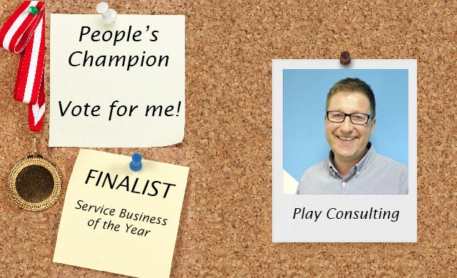 Startups Awards 2016 Play Consulting