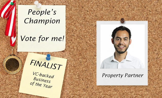 People's Champion finalist 2016: Property Partner