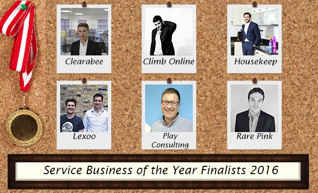 Service Business of the Year 2016: Meet the finalists