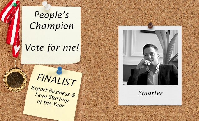People's Champion finalist 2016: Smarter
