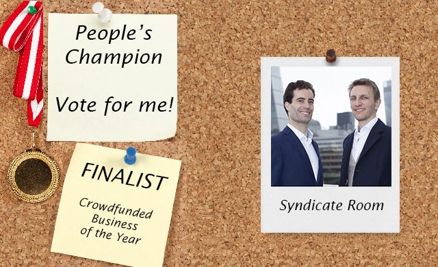 People's Champion finalist 2016: SyndicateRoom