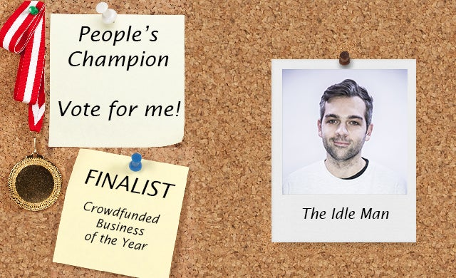 People's Champion finalist 2016: The Idle Man