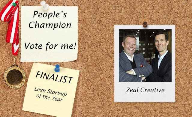 People's Champion finalist 2016: ZEAL Creative