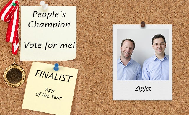 People's Champion finalist 2016: ZipJet