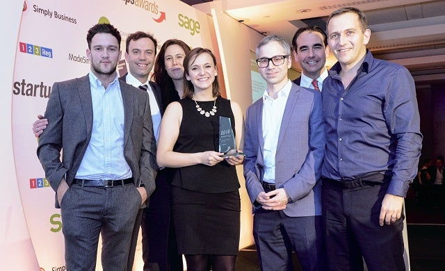 Crowdfunded Business of the Year 2016