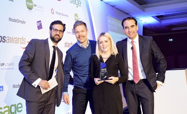 Innovative Business of the Year 2016