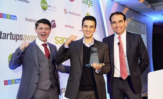 Onfido takes Startups Awards crown as 2016 winners are revealed