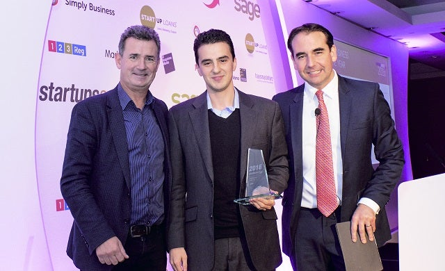 Tech Business of the Year 2016