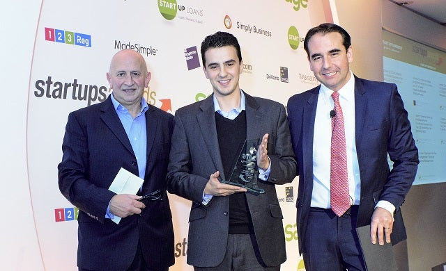 Young Entrepreneur of the Year 2016