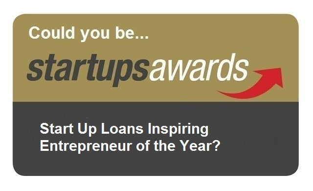 Start Up Loans Inspiring Entrepreneur of the Year: Could it be you?